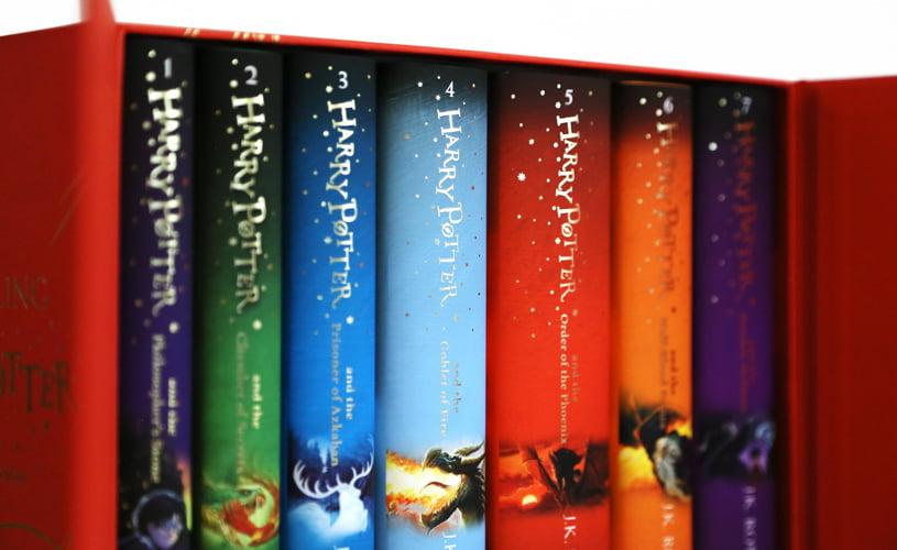 Introdução aos livros da série Harry Potter