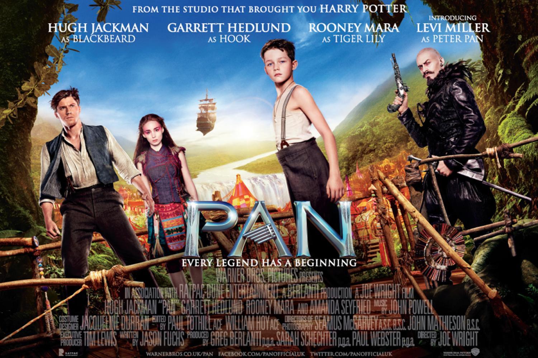 Nós vimos: Peter Pan (o filme – 2015)