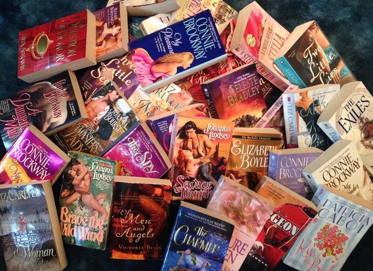 A louca dos romances