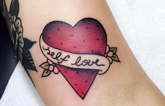 Tudo o que você precisa é amor… próprio