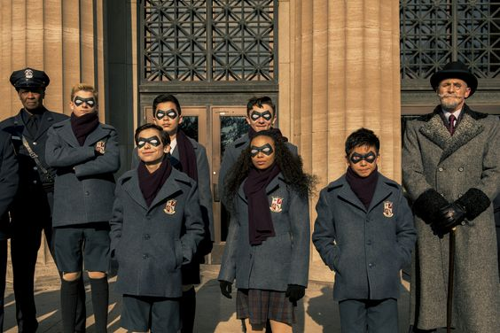 The Umbrella Academy: a série