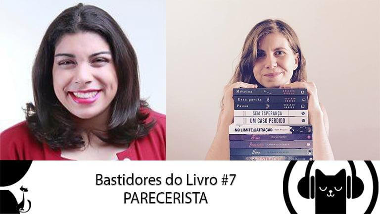Bastidores do Livro #7 Parecerista – LitCast