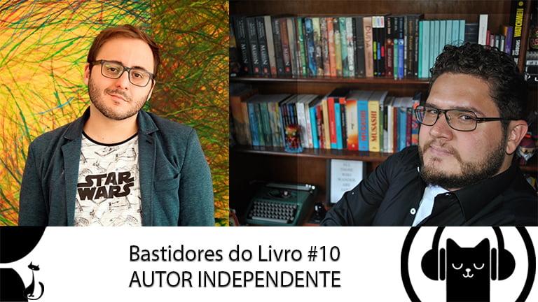 Bastidores do Livro #10 Autor Independente – LitCast