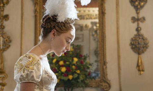 """""""O Duque e eu"""" não é Austen, é Quinn"""